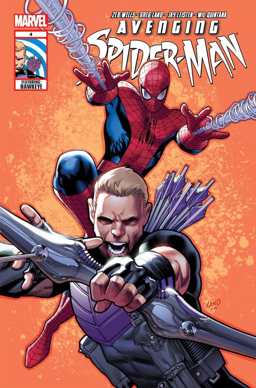 Avenging Spider-Man (2011) #4