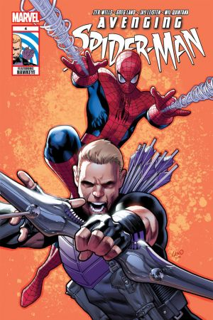 Avenging Spider-Man #4