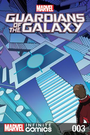 Marvel Universe Guardians of the Galaxy Infinite Comic (2015) #3