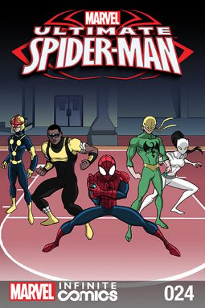 Ultimate Spider-Man Infinite Digital Comic #24