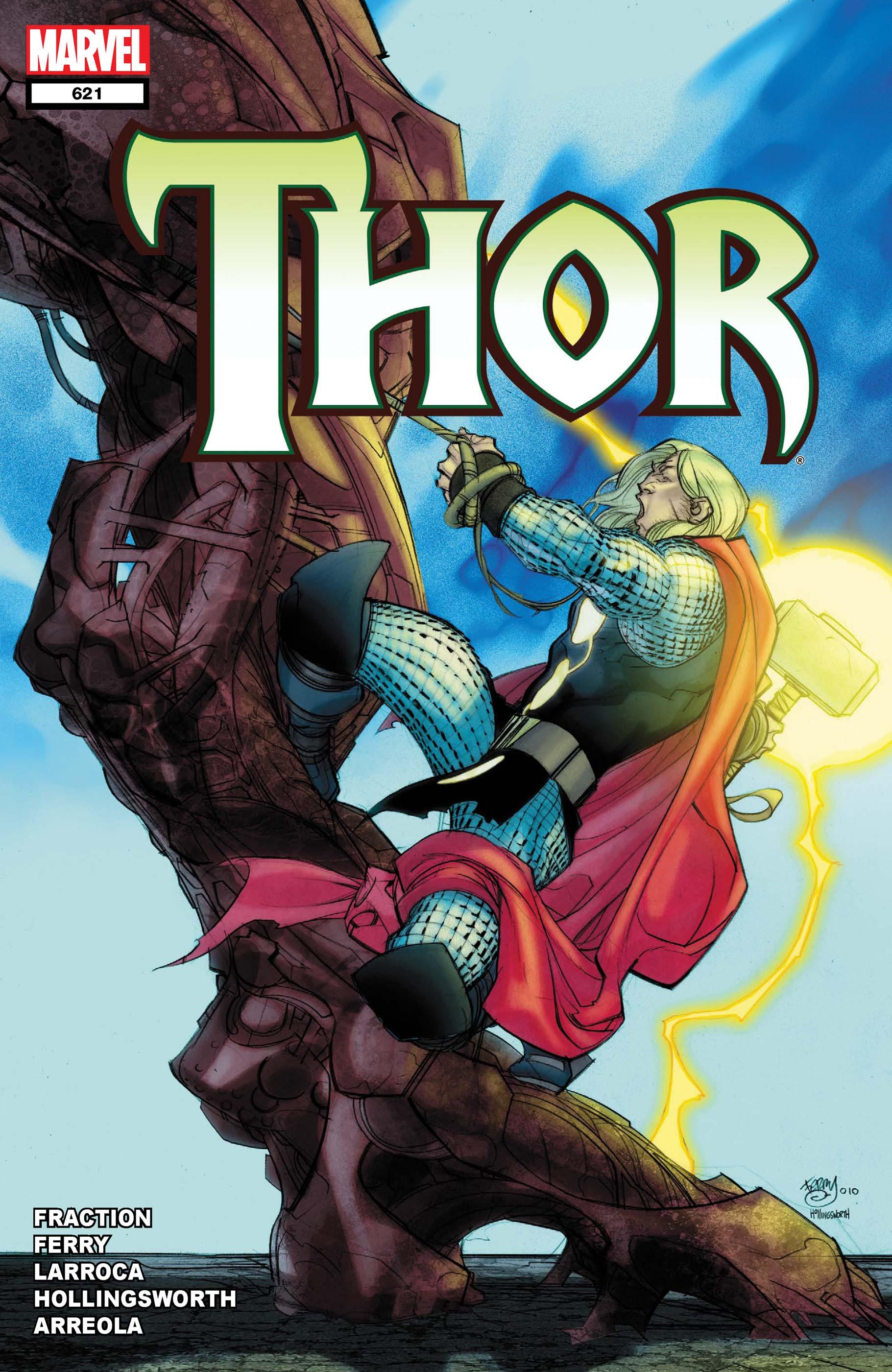 Thor (2007) #621