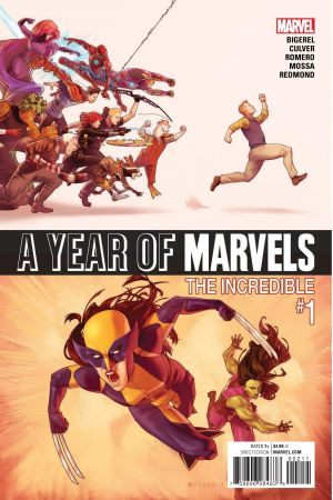 A Year of Marvels: The Incredible #2