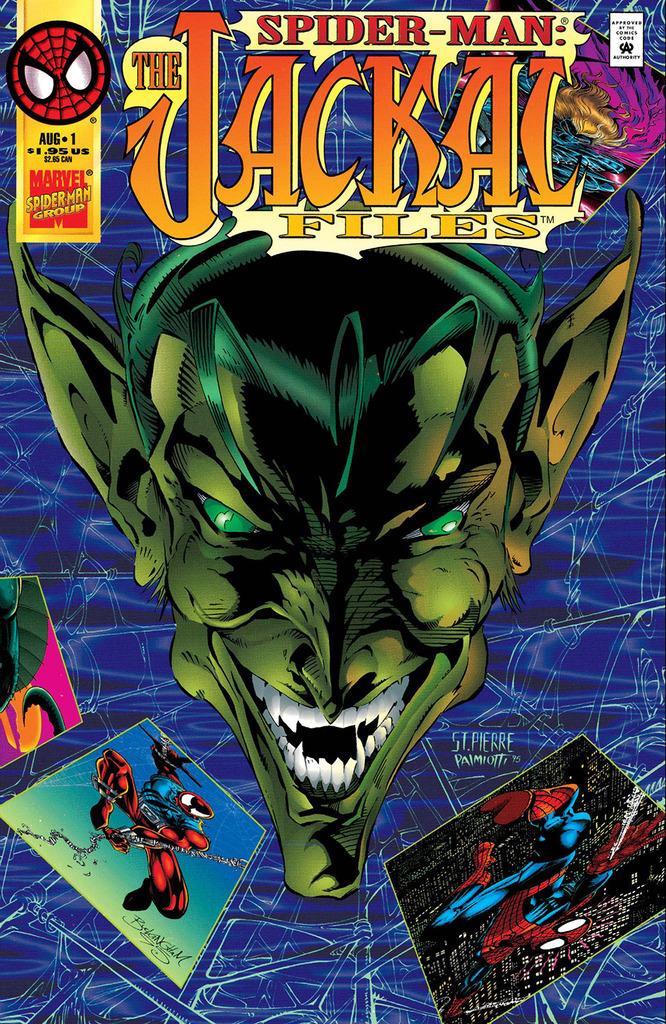 Spider-Man: The Jackal Files (1995) #1