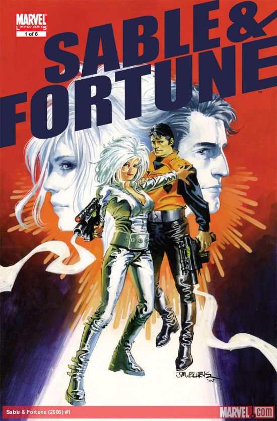 Sable & Fortune (2006) #1