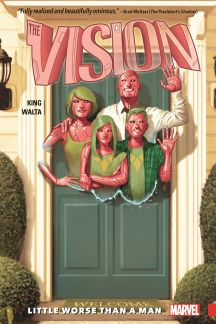 Vision Vol. 1: Little Worse Than a Man (Trade Paperback)