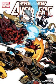 New Avengers (2004) #56