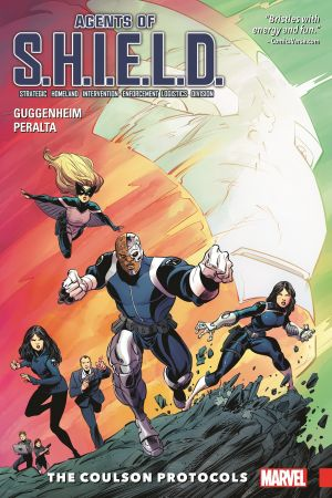Agents of S.H.I.E.L.D. Vol. 1: The Coulson Protocols (Trade Paperback)
