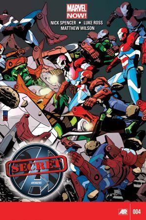 Secret Avengers (2013) #4
