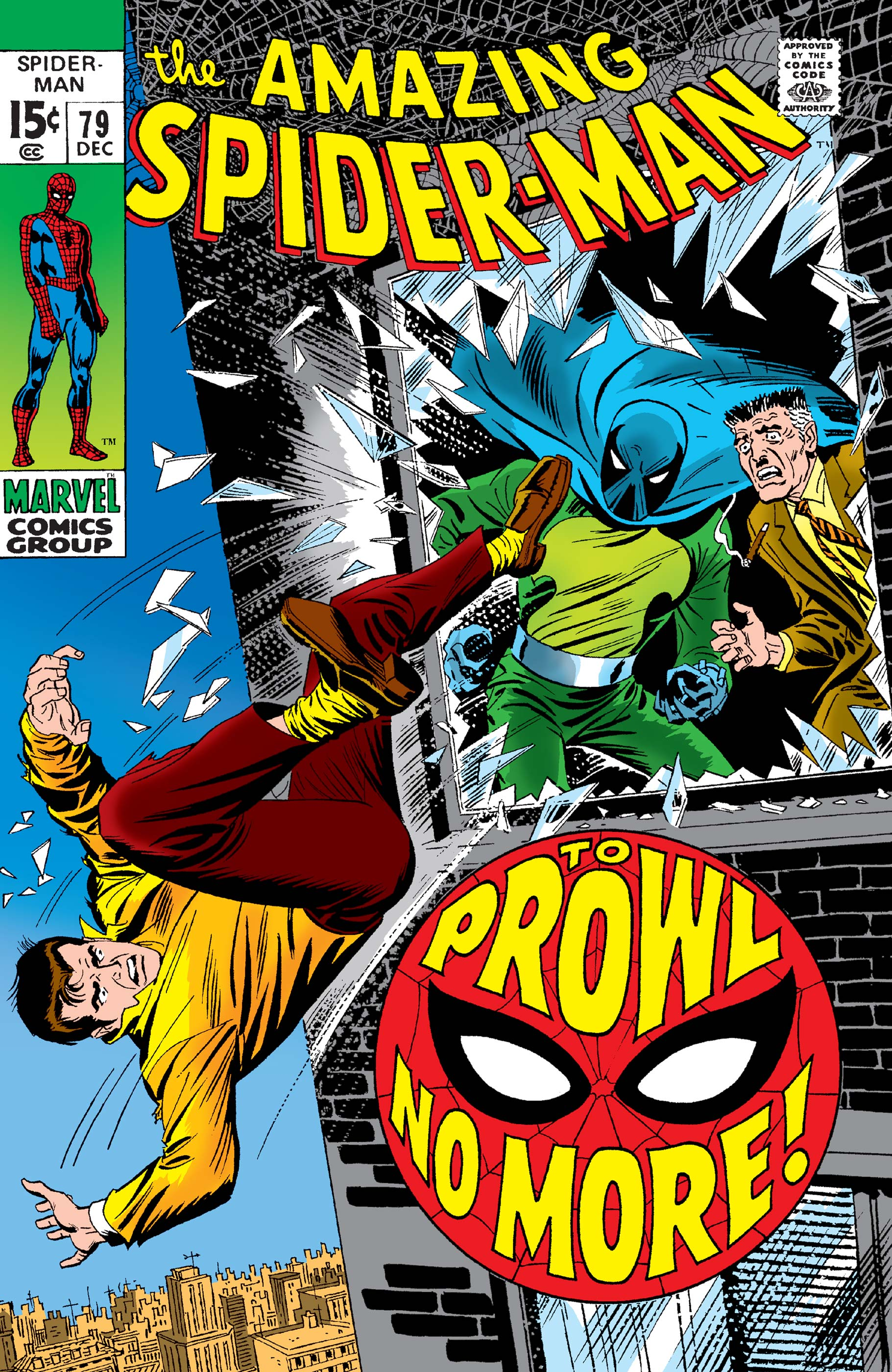 The Amazing Spider-Man (1963) #79