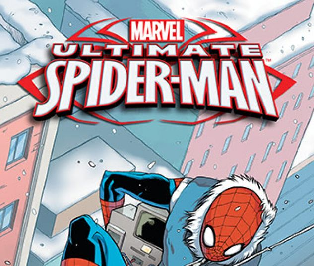 cover from Ultimate Spider-Man Infinite Comic (2016) #7