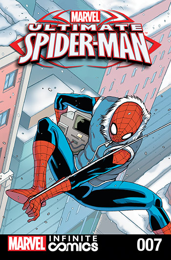 Ultimate Spider-Man Infinite Comic (2016) #7