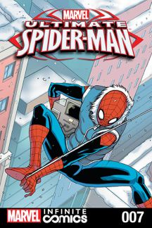 Ultimate Spider-Man Infinite Comic #7