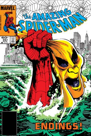 The Amazing Spider-Man (1963) #251