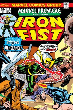 Marvel Premiere (1972) #17