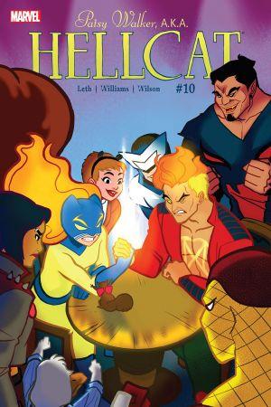 Patsy Walker, A.K.A. Hellcat! #10