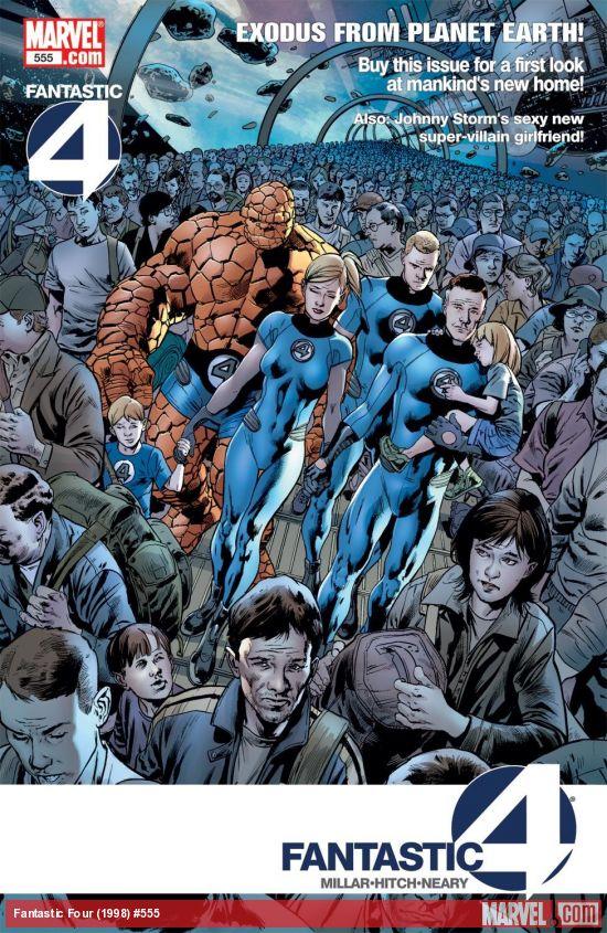 Fantastic Four (1998) #555
