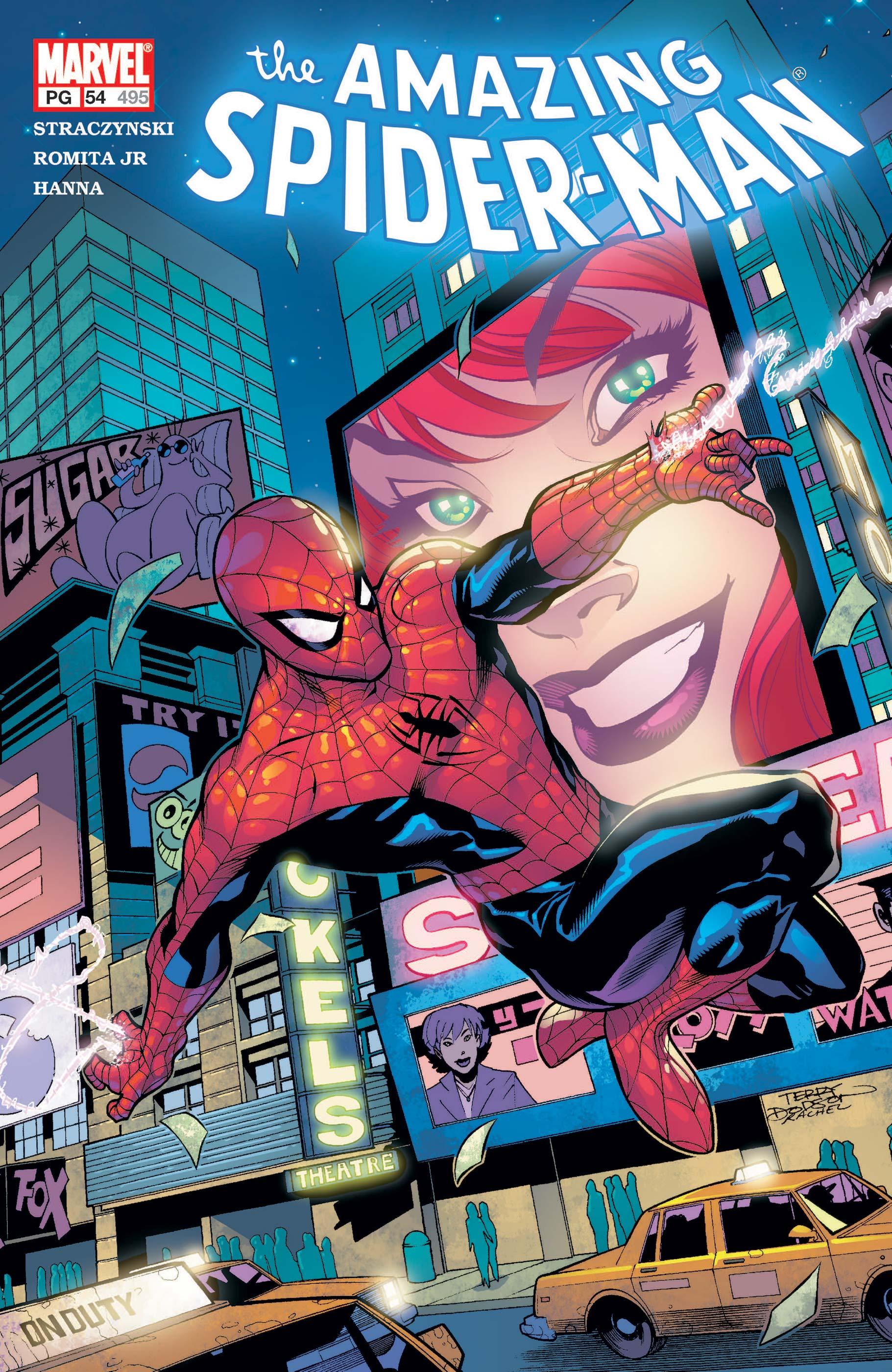 Amazing Spider-Man (1999) #54