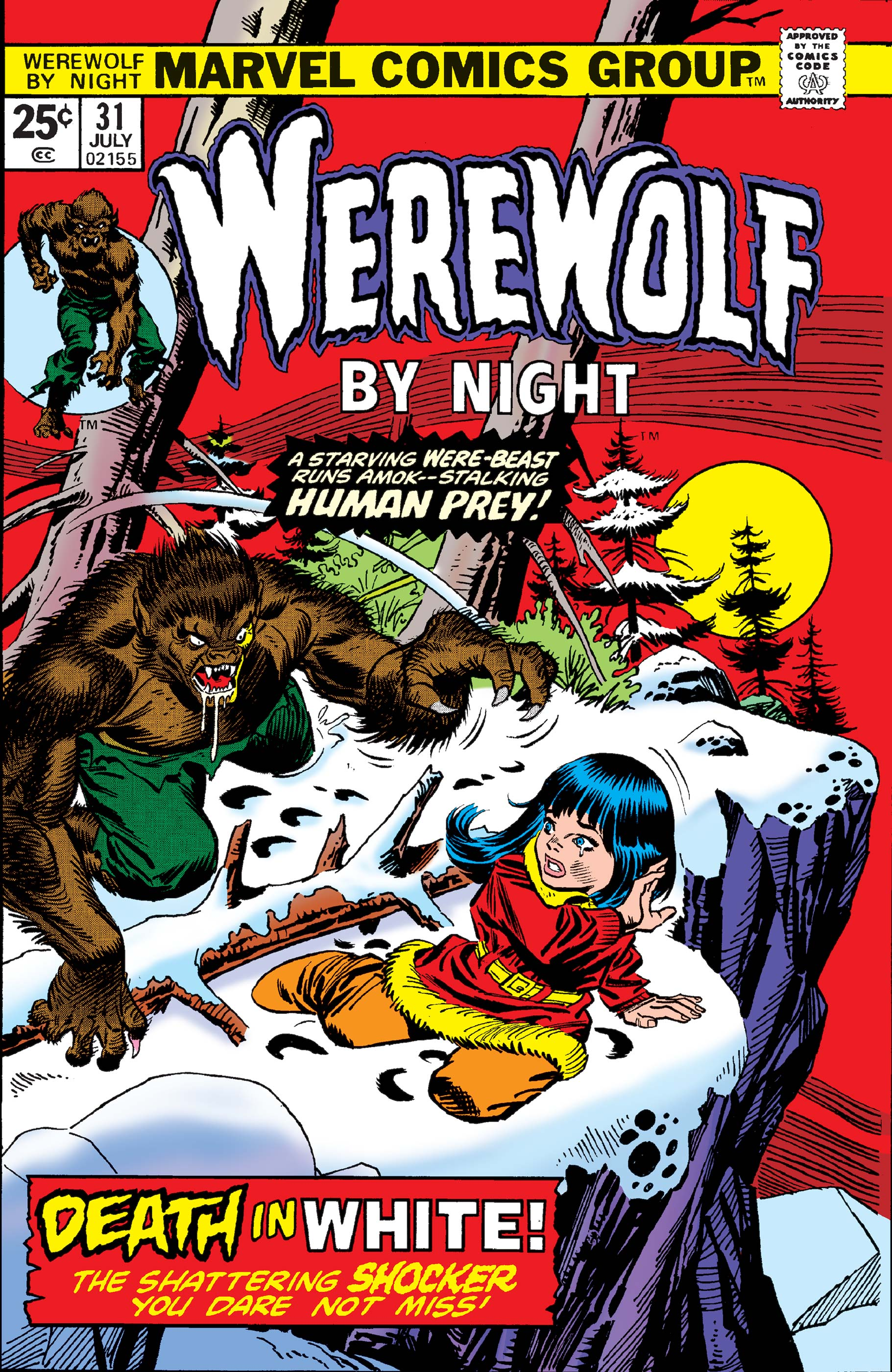 Werewolf By Night (1972) #31