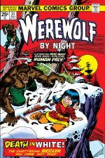 Werewolf By Night (1972) #31 cover