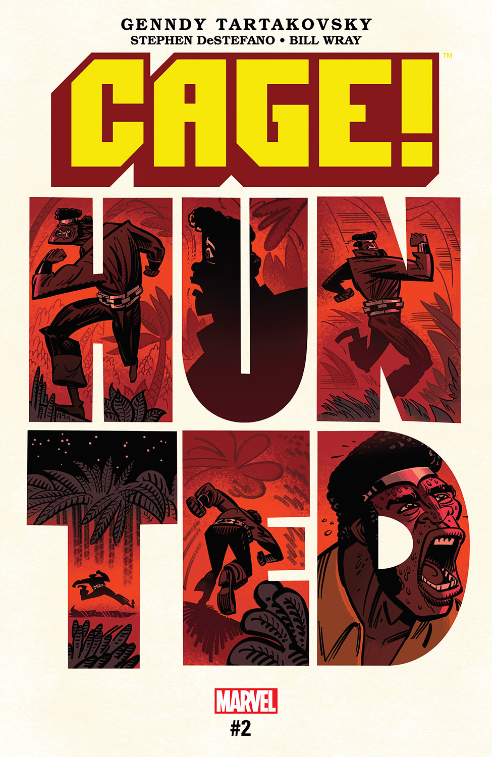 Cage! (2016) #2