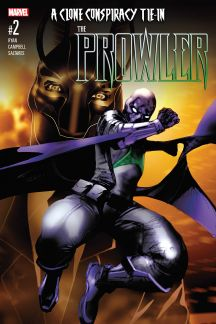 Prowler (2016) #2