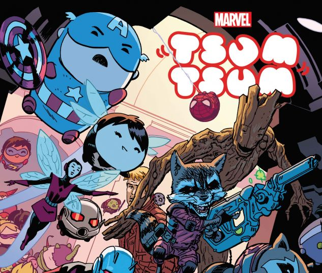 cover from Tsum Tsum (2016) #4