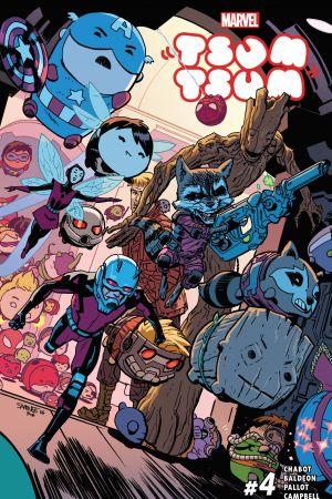 Marvel Tsum Tsum (2016) #4