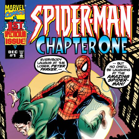 Spider-Man: Chapter One (1998) #1