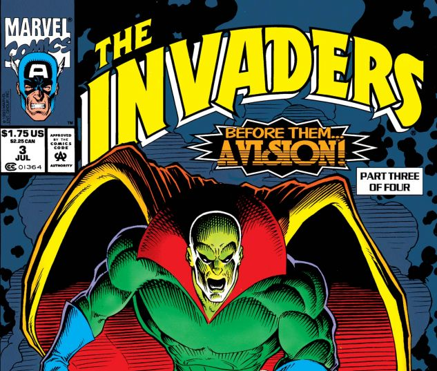 Invaders (1993) #3