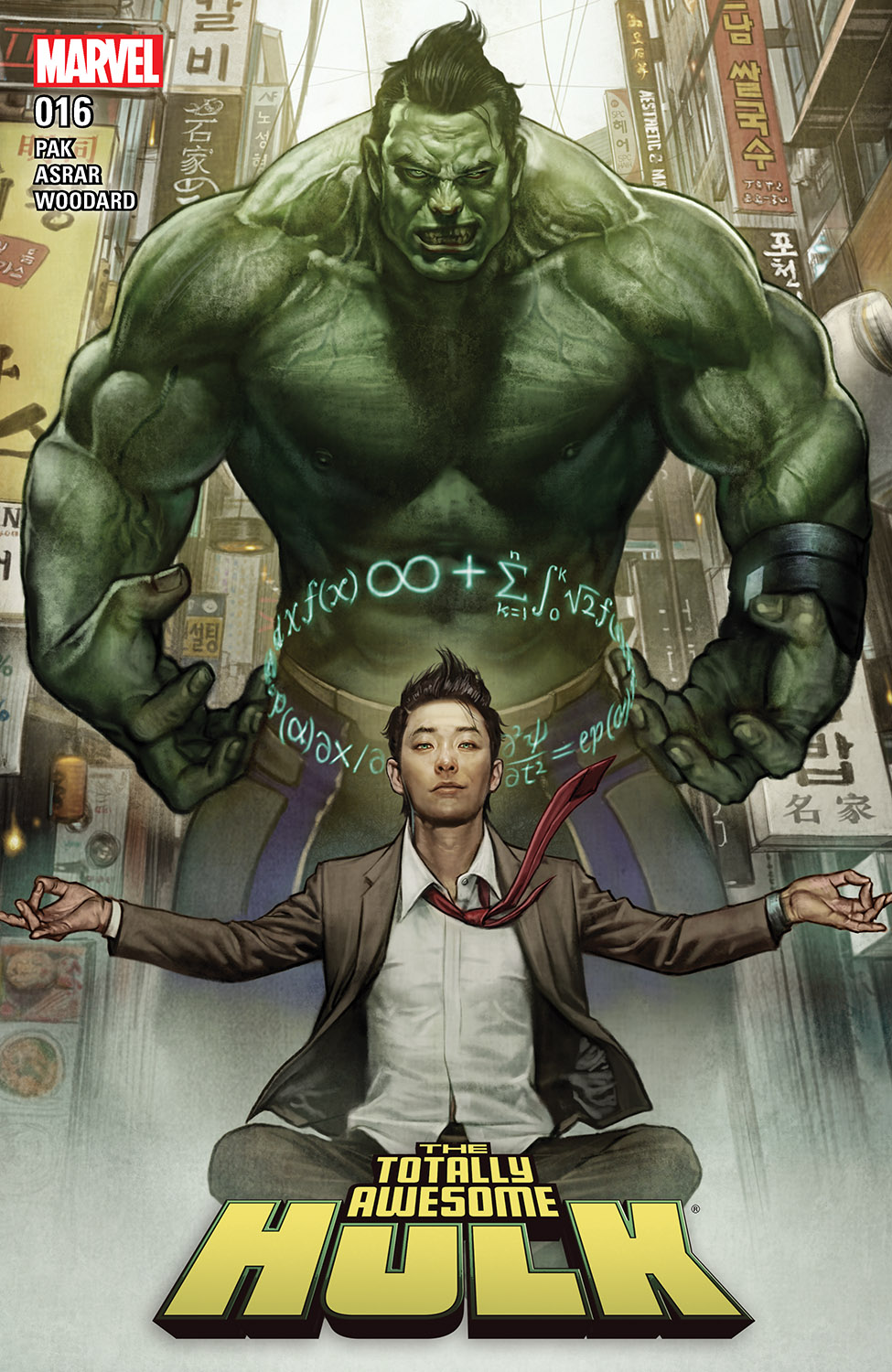 The Totally Awesome Hulk (2015) #16