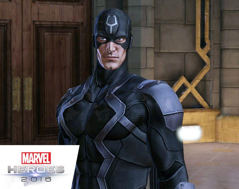 Marvel Heroes 2016 Roll Call: Black Bolt