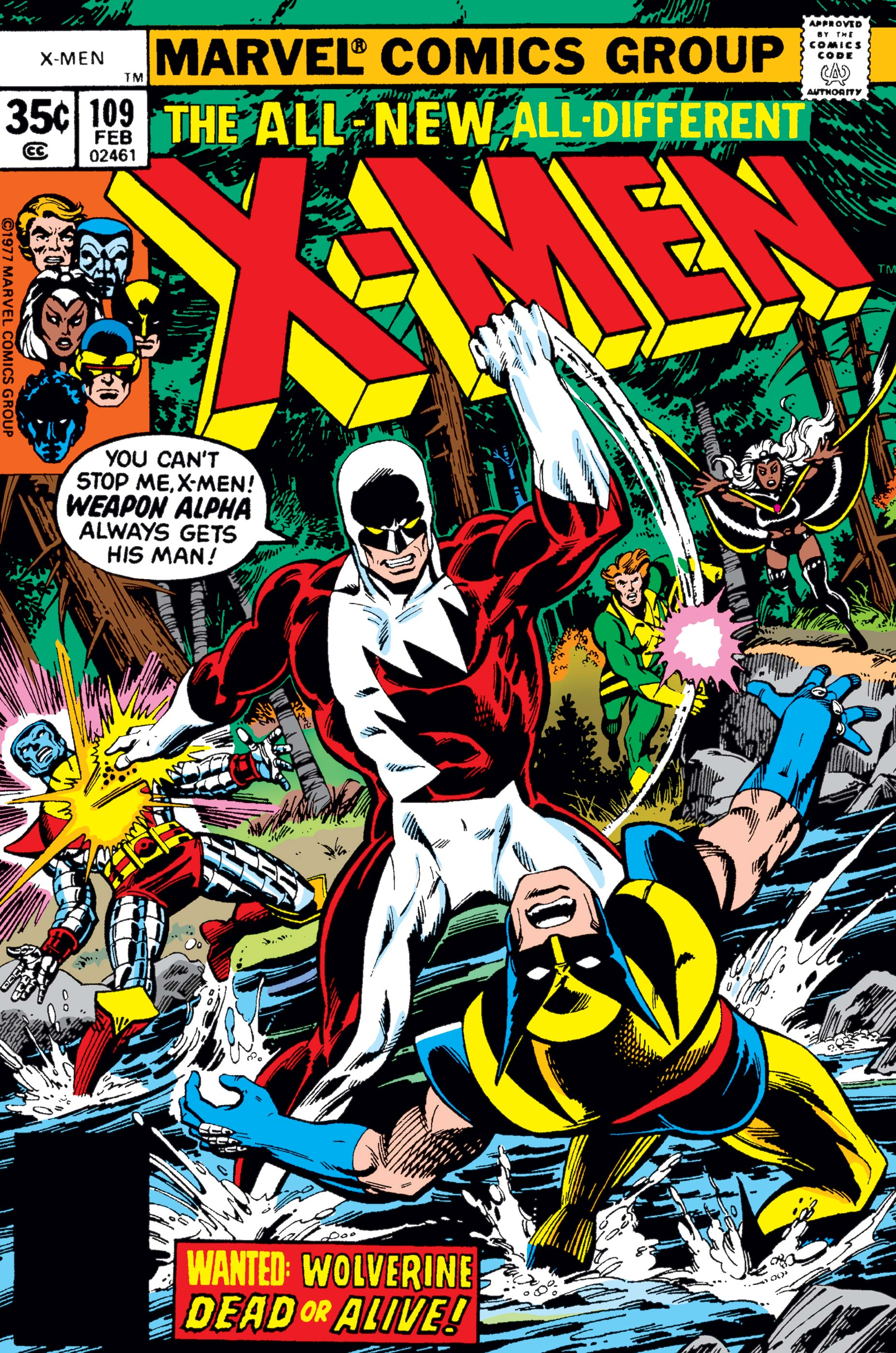 Image result for Uncanny X-Men  109
