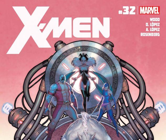 X-Men (2010) #32