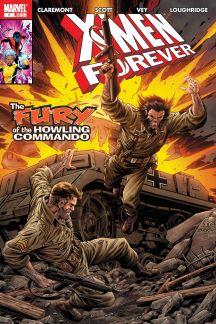 X-Men Forever (2009) #7