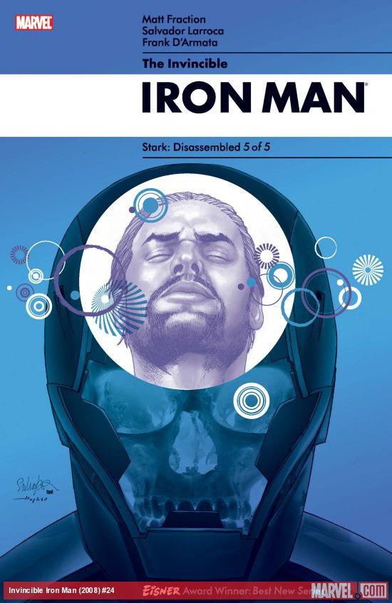 Invincible Iron Man (2008) #24