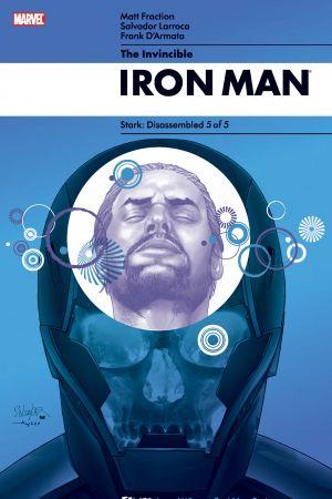 Invincible Iron Man #24