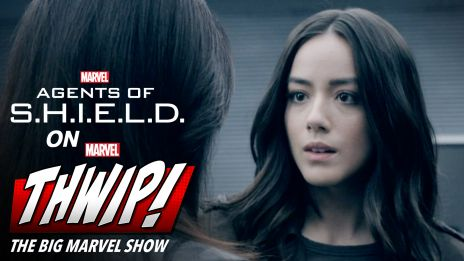 Secrets from S.H.I.E.L.D. on THWIP! The Big Marvel Show!