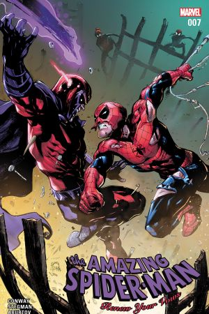 Amazing Spider-Man: Renew Your Vows (2016) #7