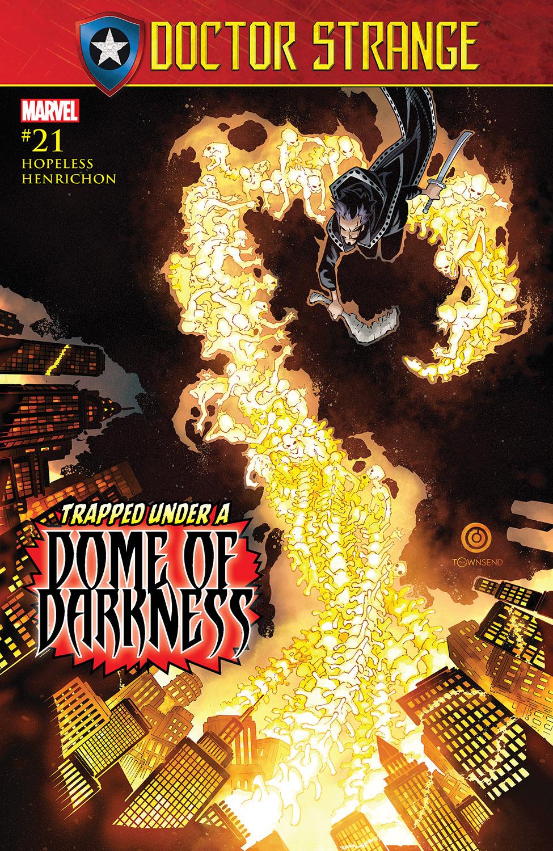 Doctor Strange (2015) #21