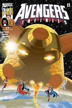 Avengers: Infinity #3