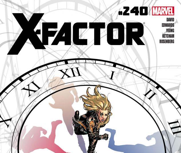X-FACTOR (2005) #240