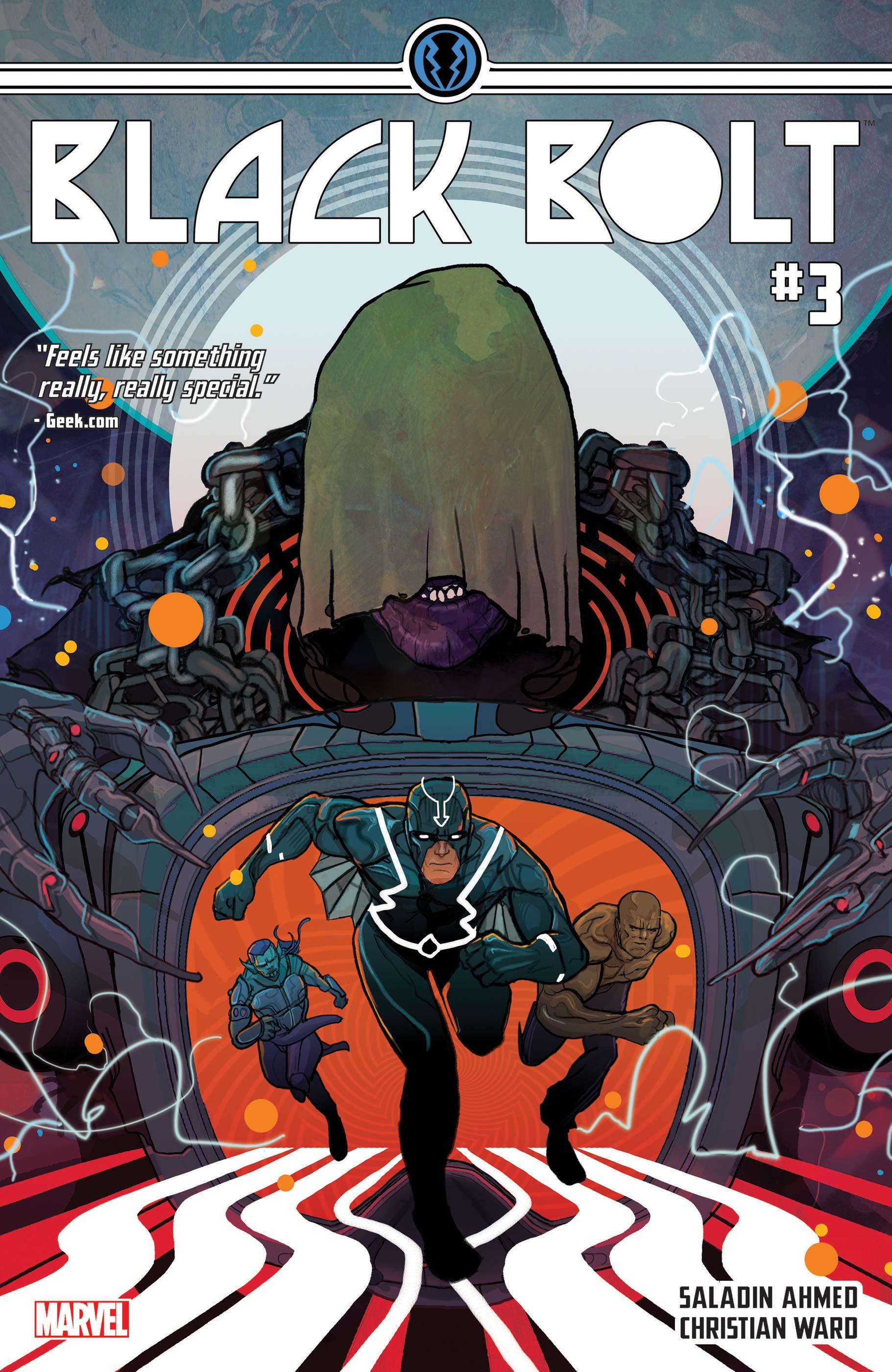 Black Bolt (2017) #3