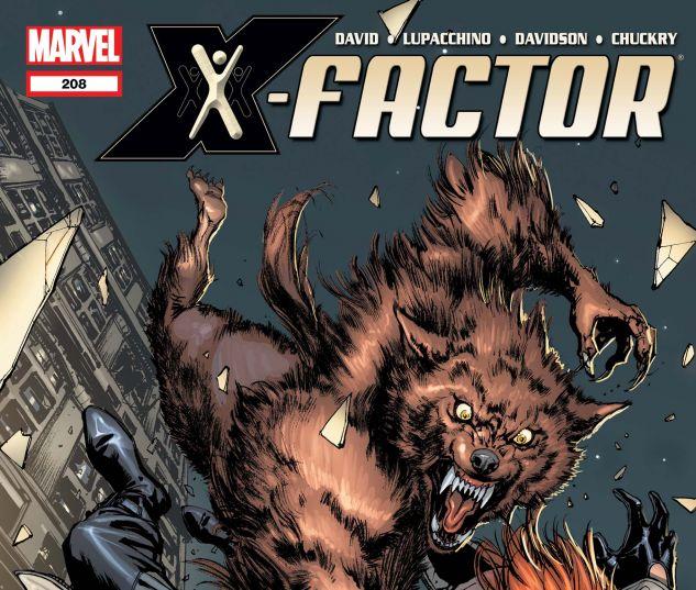 X-FACTOR (2005) #208