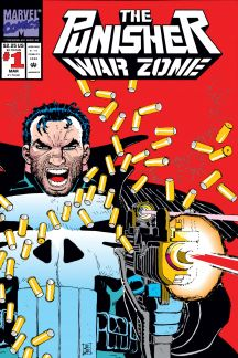 The Punisher War Zone (1992) #1