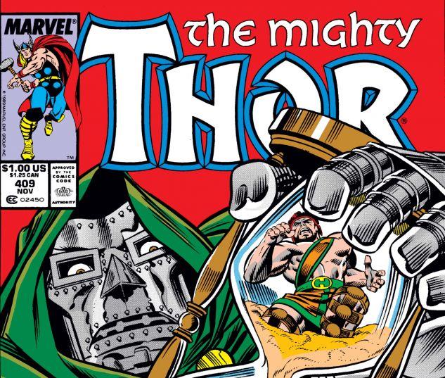 THOR (1966) #409