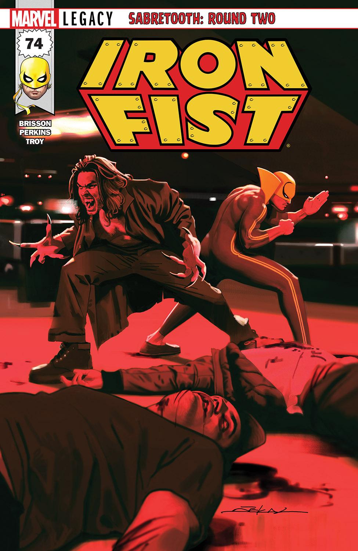 Iron Fist (2017) #74