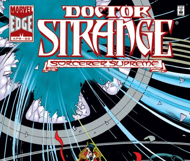 Cover for DOCTOR STRANGE, SORCERER SUPREME 88