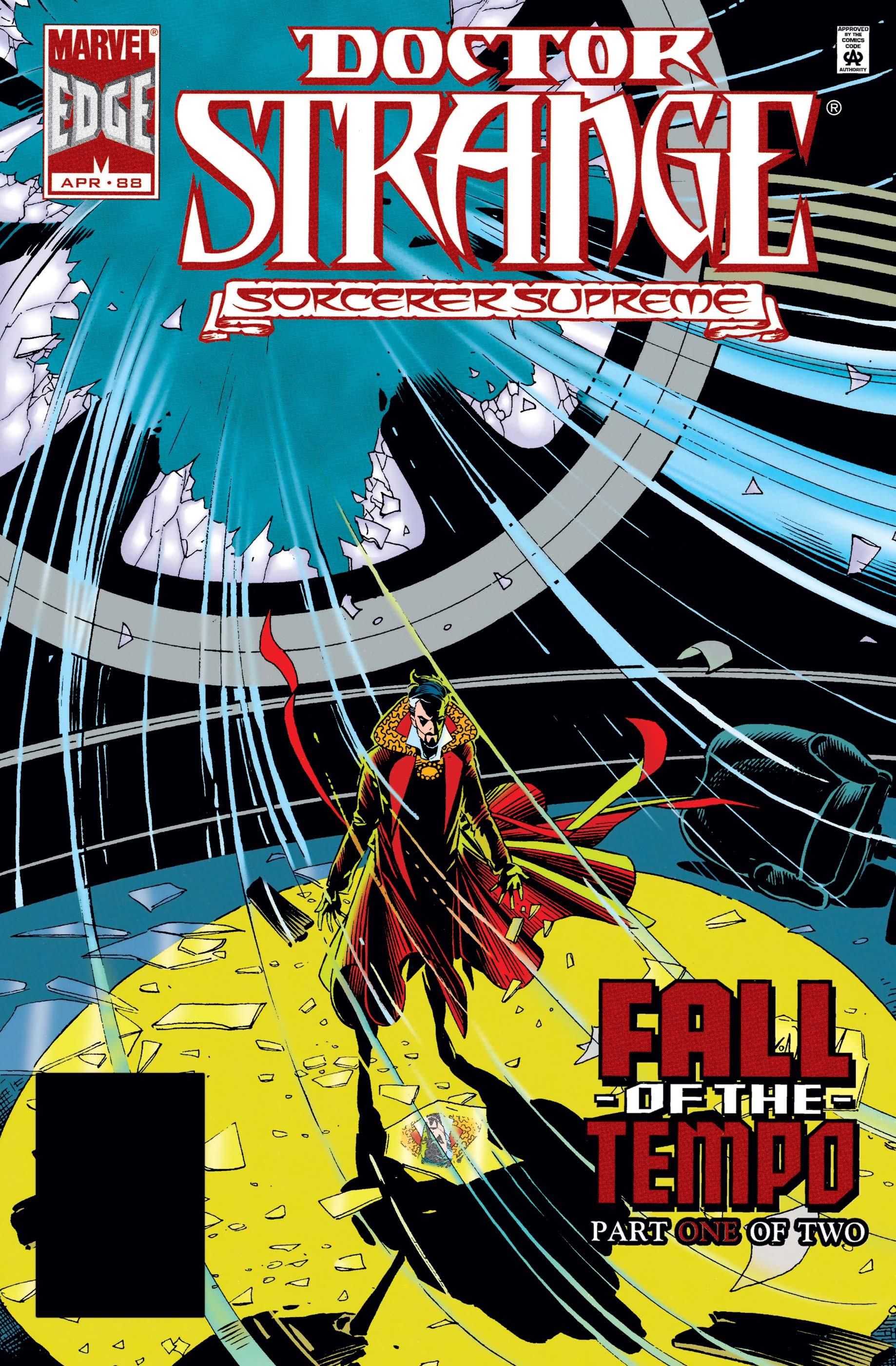Doctor Strange, Sorcerer Supreme (1988) #88