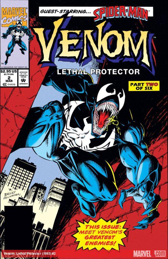 Venom: Lethal Protector (1993) #2