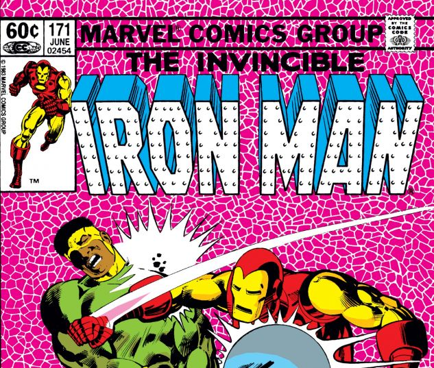 IRON MAN (1968) #171
